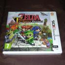 Nintendo 3Ds - Zelda Tri Force Nuevo