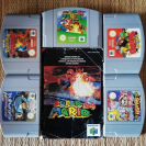 Pack Juegos Nintendo 64
