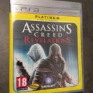 Assassin's Creed Revelations Platinum PAL ESP PS3 Nuevo