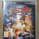 Street Fighter x Tekken PS3 Pal esp