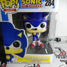 Funko Pop! Sonic con la Esmeralda (Sonic the Hedgehog) (284)/