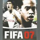 Manual Fifa 07 de PSP/