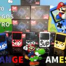 Retro Sup Consola 400 juegos en 1