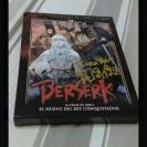 Berserk la película 1 firmada por el autor