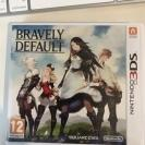 Bravely Default - juego 3DS