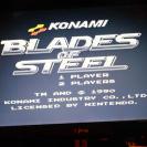 Nintendo NES - Blades of steel