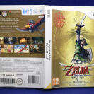 Zelda Skyward Sword Special Orchestra CD Limited Edition Wii
