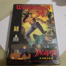 ATARI JAGUAR WOLFNSTEIN 3D NUEVO PRECINTADO NEW & SEALED