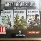Metal gear solis HD collection
