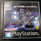STAR IXIOM NAMCO 2000 PAL PLAYSTATION PSX