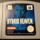 HYBRID HEAVEN  KONAMI 1999 NINTENDO 64 N64