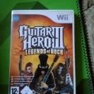 Guitar Hero 3 Legends of Rock Wii