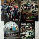 Injustice: Gods Among Us en caja de metal Steel Book