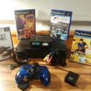 Consola PS2+juegos y accesorios !!LEER DESCRIPCCION¡¡