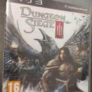 Dungeon Siege 3 PAL ESP PS3 Nuevo.