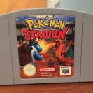 Pokémon Stadium Nintendo 64 N64