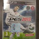 PES 2013 PAL ESP PS3 Nuevo