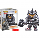 Overwatch Super Sized POP! Games Vinyl Figura Reinhardt