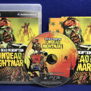 Red Dead Redemption Undead Nightmare PS3 COMPLETO