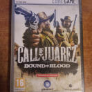 Call of Juarez.Bound in blood-pc,nuevo sin desprecintar.