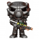 Fallout 4 POP! Games Vinyl Figura X-01 Power Armor