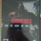 RESIDENT EVIL 3 NEMESIS GAMECUBE PAL FR PRECINTADO
