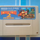 JUEGO DONKEY KONG COUNTRY 2 SUPER FAMICOM JAPONESA SUPERNES