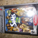 LOS SIMS 2 PLATINUM COMPLETO PAL ESPAÑA PLAYSTATION 2 PS2