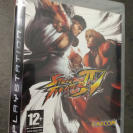 Street Fighter IV (4) PAL ESP PS3 Nuevo