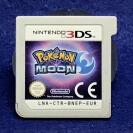 Pokemon Luna 3DS solo cartucho PAL