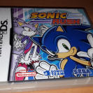 Sonic Rush NDS - COMPLETO - PAL esp