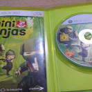 MINI NINJAS XBOX 360 PAL ESP