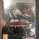 Tekken Tag Tournament 2 PAL ESP PS3 Nuevo