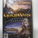 GUILD WARS EDICION PLATINO INCLUYE EXPANSION EYE OF THE NORTH