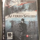Vampire Rain Altered Species PAL ESP PS3 Nuevo