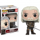 The Witcher Figura POP! Games Vinyl Geralt