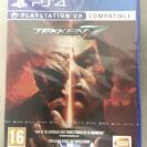 Tekken 7 PS4 NUEVO