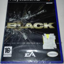 BLACK PAL ESPAÑA PLAYSTATION 2 PLAY PS2 EA FPS SHOOTER NUEVO PRECINTADO