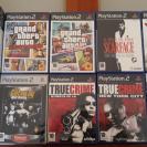 Pack de 12 juegos PS2