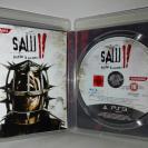 SAW II FLESH & BLOOD PAL ESPAÑA PLAYSTATION 3 PLAY PS3 KONAMI SURVIVAL HORROR TERROR GORE JIGSAW 2