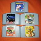 Pack juegos de Nintendo 64