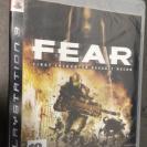 FEAR PAL ESP PS3 Nuevo.
