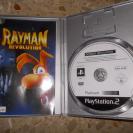 RAYMAN REVOLUTION PLAYSTATION PLATINUM COMPLETO PAL ESPAÑA PLAYSTATION 2 PS2