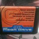 M6 (6 in 1) Mega Drive