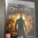 Deus Ex Human Revolution PAL ESP PS3 Nuevo