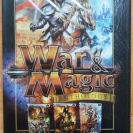 War & Magic Anthology 3 juegos de ROL Nuevo Español
