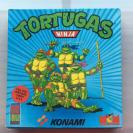 Tortugas Ninja - Videojuego retro (año 1990) para PC