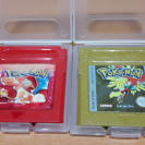 Pack Pokémon rojo y oro - Game Boy