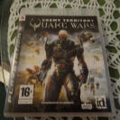 QUAKE WARS ENEMY TERRITORY PS3 PAL ESPAÑA COMPLETO VGC