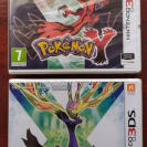 Pokémon X + Y